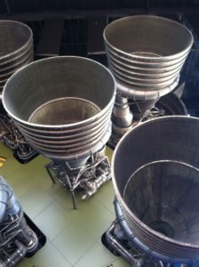 1.5 Million Pounds of Thrust Each - Not too Shabby